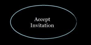 accept invite
